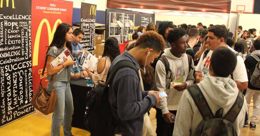 McDonald's and USHLI Partner in 10 Hispanic Markets