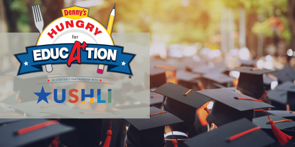 Denny's partners with USHLI