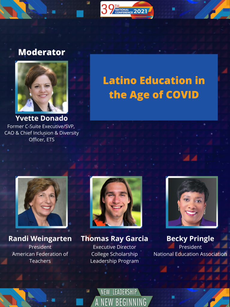 list of panelists for education forum